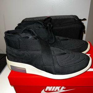 Nike Fear of God Raid black